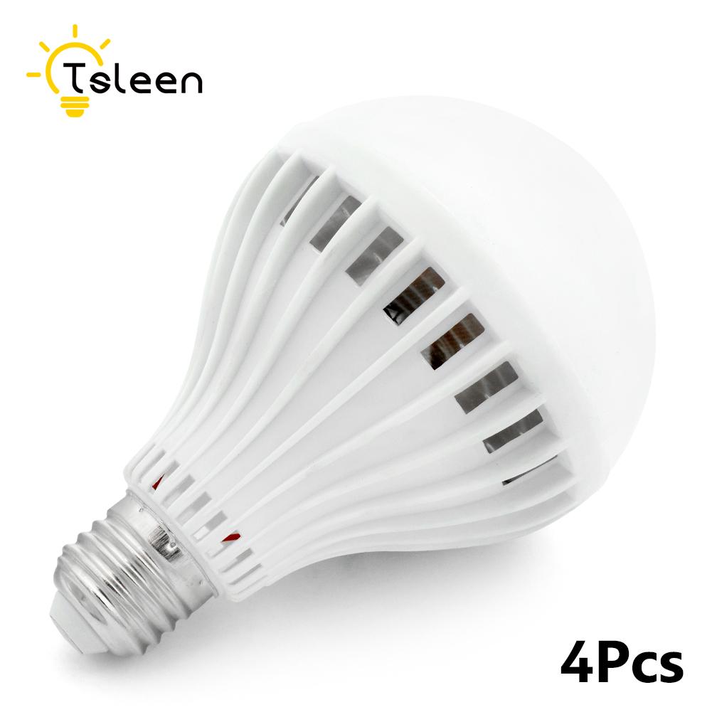 4pcs e27 e14 b22 led leuchtmittel 3w 5w 7w 9w 12w 15w leuchte lampe gl h birnen ebay. Black Bedroom Furniture Sets. Home Design Ideas