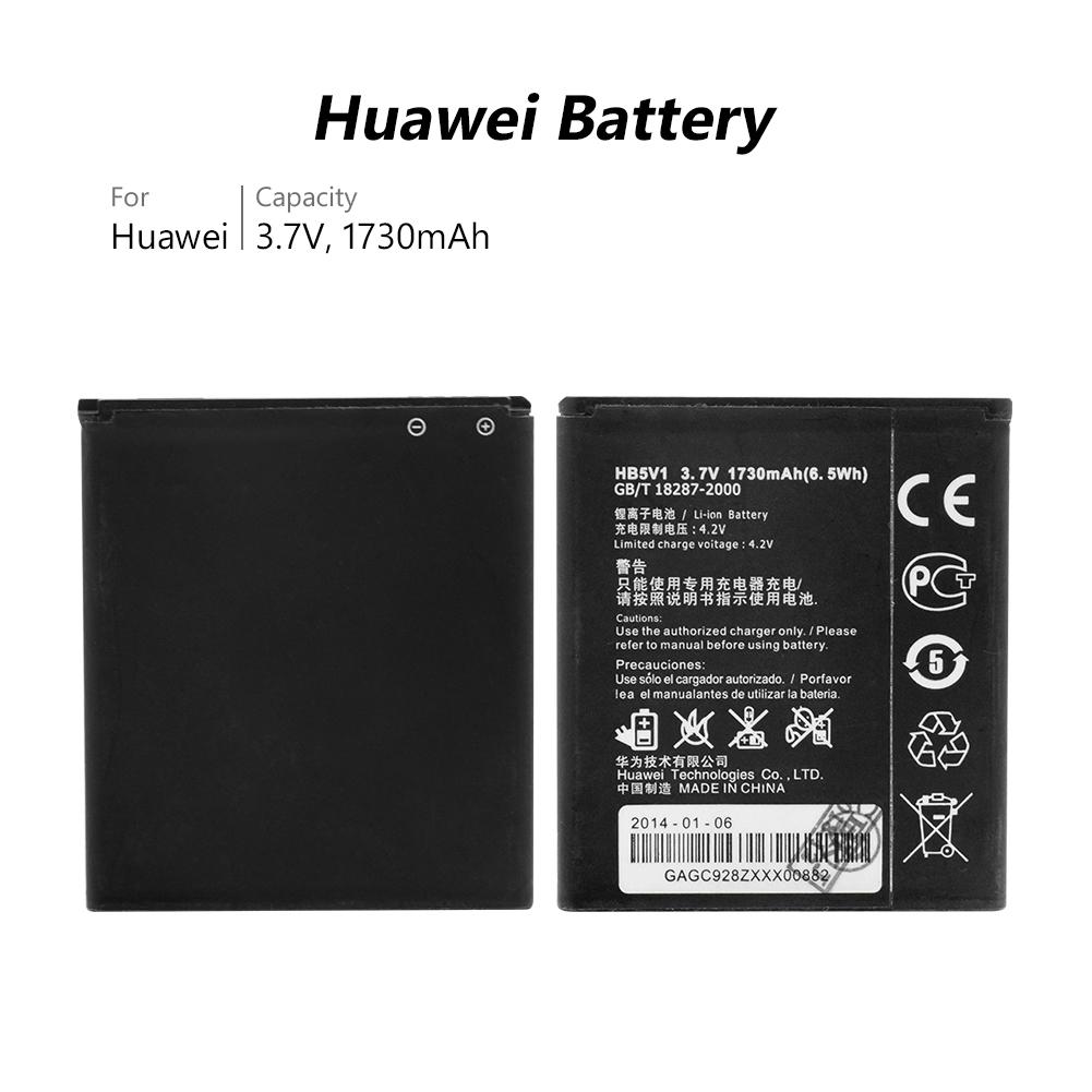 HB5V1 Original Battery For Huawei G350 W1 Y300C Y360 Y511 Y516 Y541