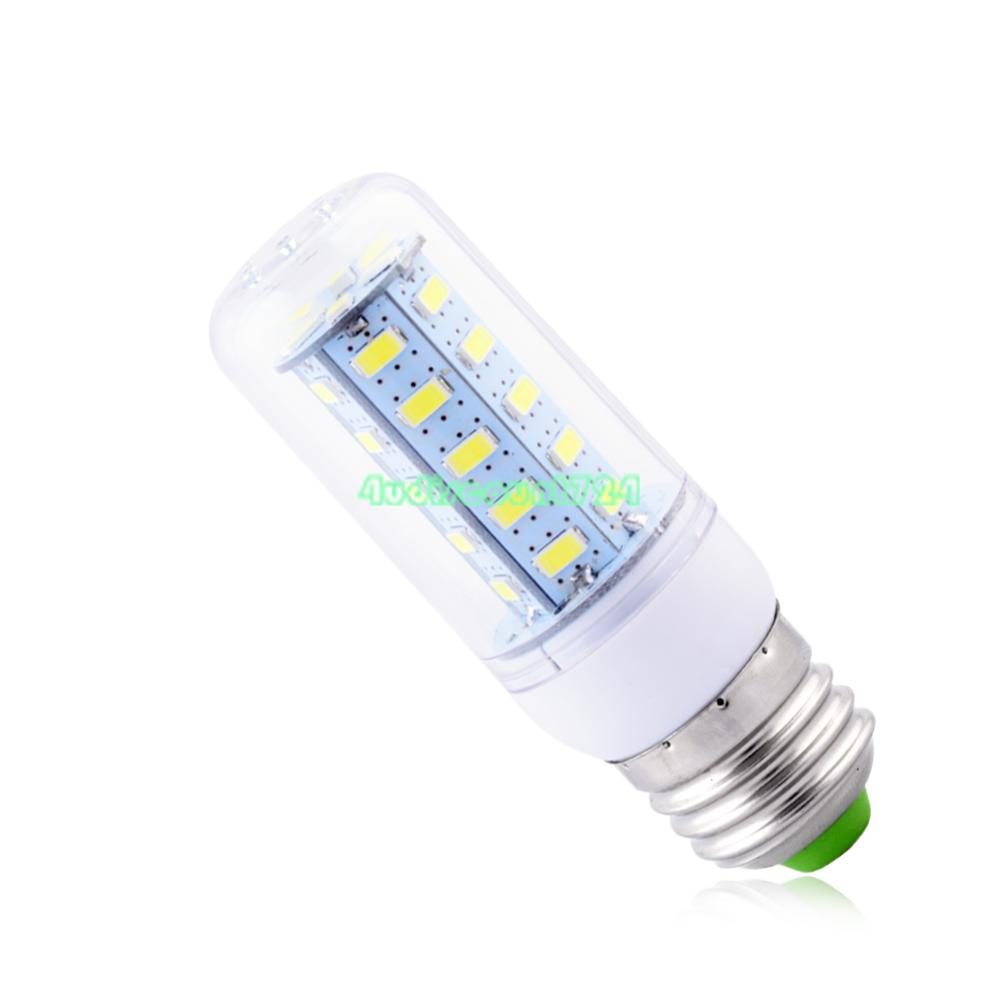e12 e14 e27 5730 smd led corn lamp light bulb 110v 220v 7w 9w 12w 15w 20w 25w 8 ebay. Black Bedroom Furniture Sets. Home Design Ideas