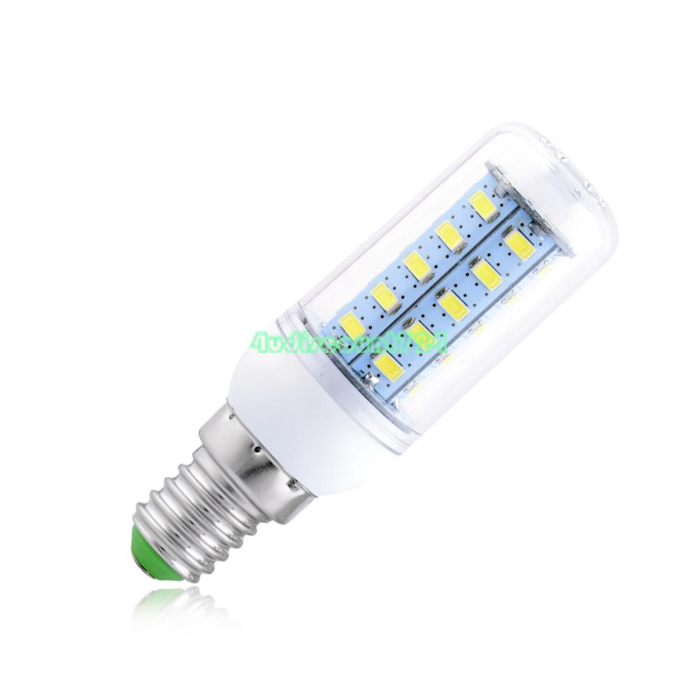 ultra bright 5730 led corn bulb lamp light warm cool white e27 b22 gu10 g9 e12 ebay. Black Bedroom Furniture Sets. Home Design Ideas