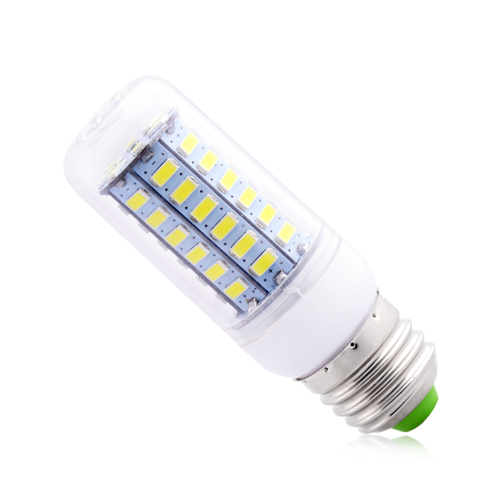 ultra bright 5730 smd led corn bulb lamp cool warm light 110v 220v e27 e14 base ebay. Black Bedroom Furniture Sets. Home Design Ideas