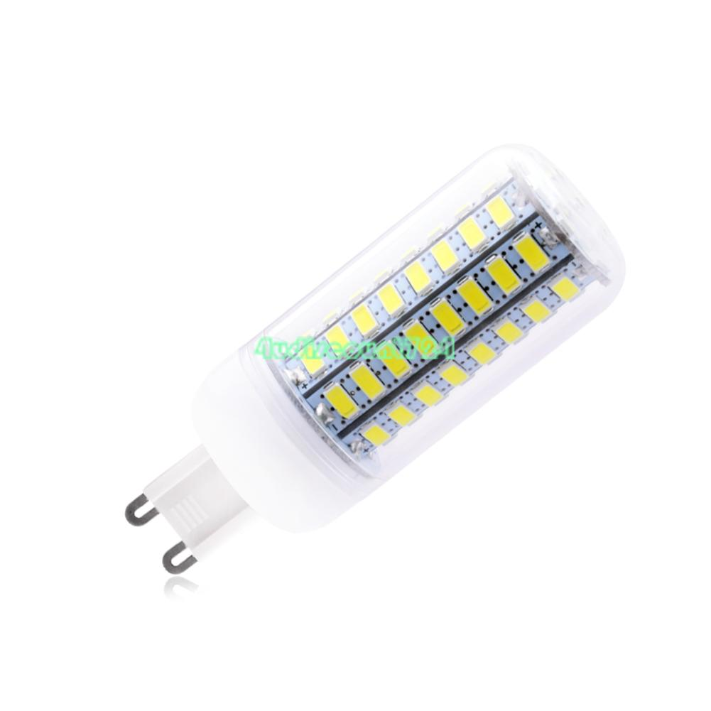 5730 smd led mais birnen lampen licht warme k hle wei e birnen g9 gu10 7w 25w d ebay. Black Bedroom Furniture Sets. Home Design Ideas