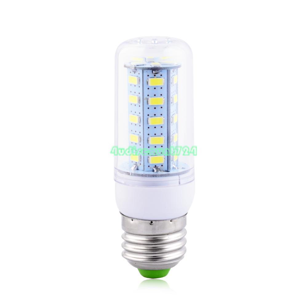 Warm Cool White 5730 Smd Led Lamp Corn Bulb Light E27 B22 Gu10 E14 G9 E12 Base Ebay
