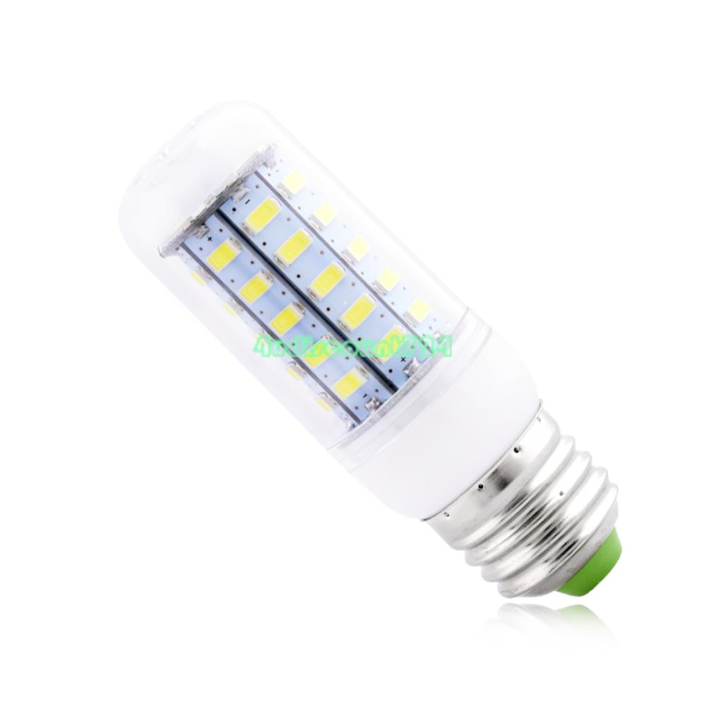5730 led corn bulb cool warm white 110 220v e27 base high lumens lamp 7 9 12 25w ebay. Black Bedroom Furniture Sets. Home Design Ideas