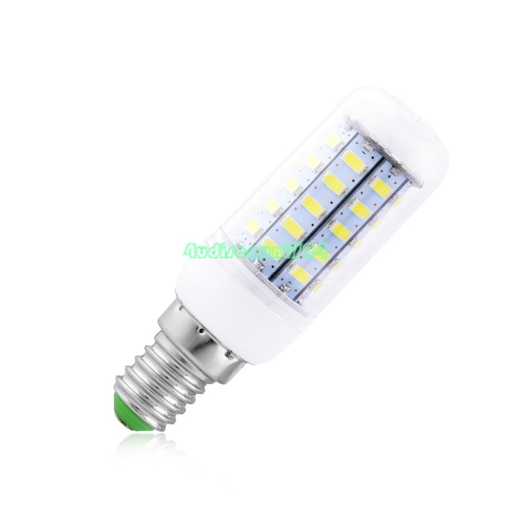ultra bright 5730 led corn bulb cool warm white e12 e14 base lamp 7 15 20 25w 3 ebay. Black Bedroom Furniture Sets. Home Design Ideas
