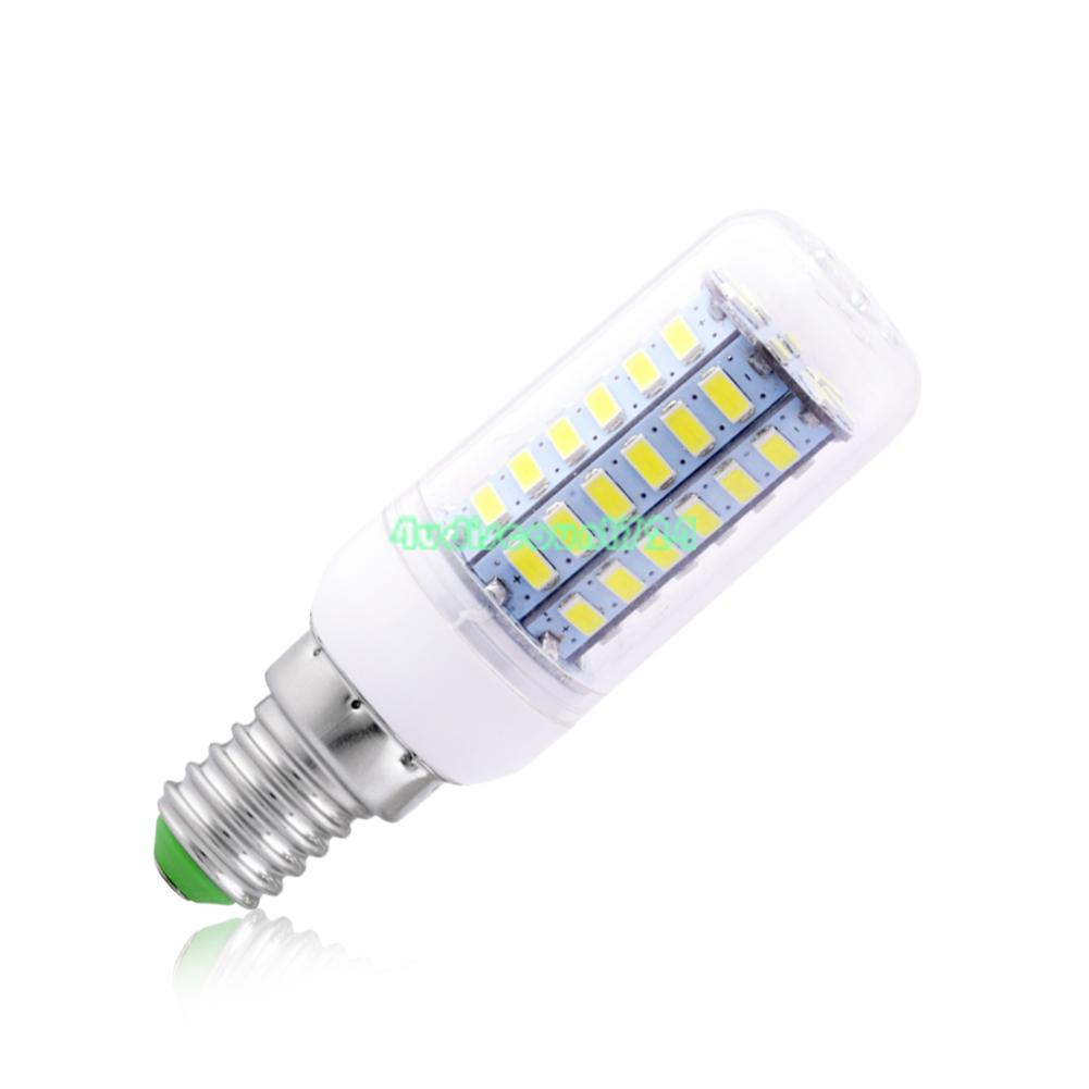 10x leuchtend 5730 smd led mais lampe warmwei kaltwei e27 b22 e14 gu10 g9 e12 ebay. Black Bedroom Furniture Sets. Home Design Ideas