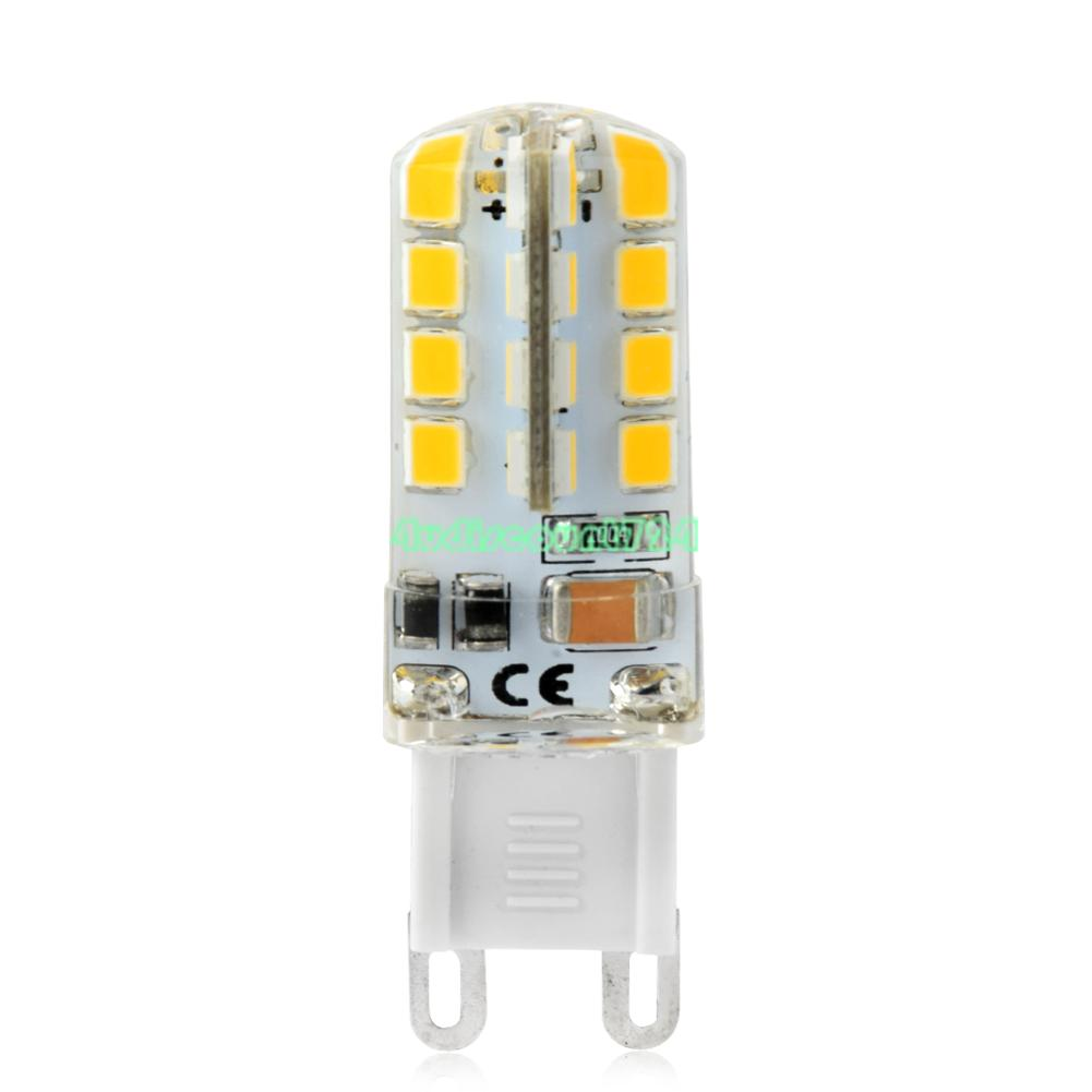 1 4 8pcs ultrabright g9 led corn bulb light 2835 smd 220v 3 4 5 7 8 9w mini lamp ebay. Black Bedroom Furniture Sets. Home Design Ideas