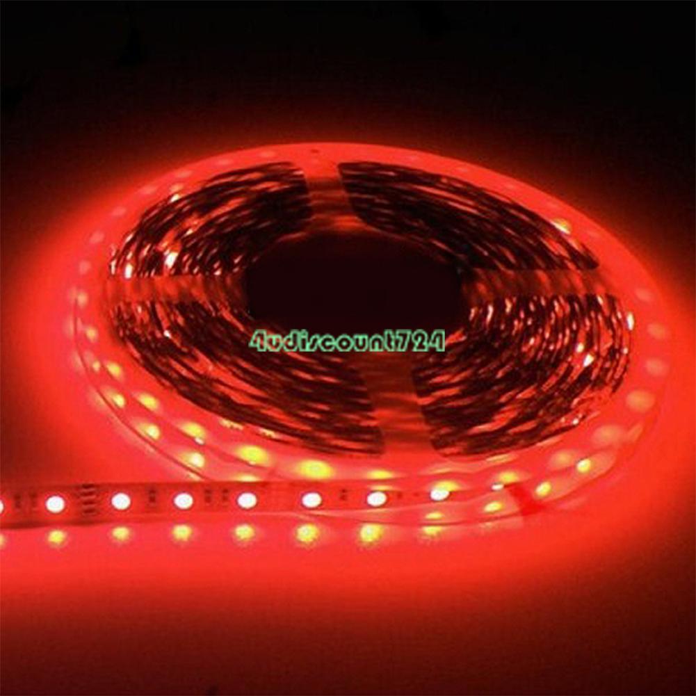 waterproof 5050 5630 led strip lights 1m 5m roll 12v rgb. Black Bedroom Furniture Sets. Home Design Ideas