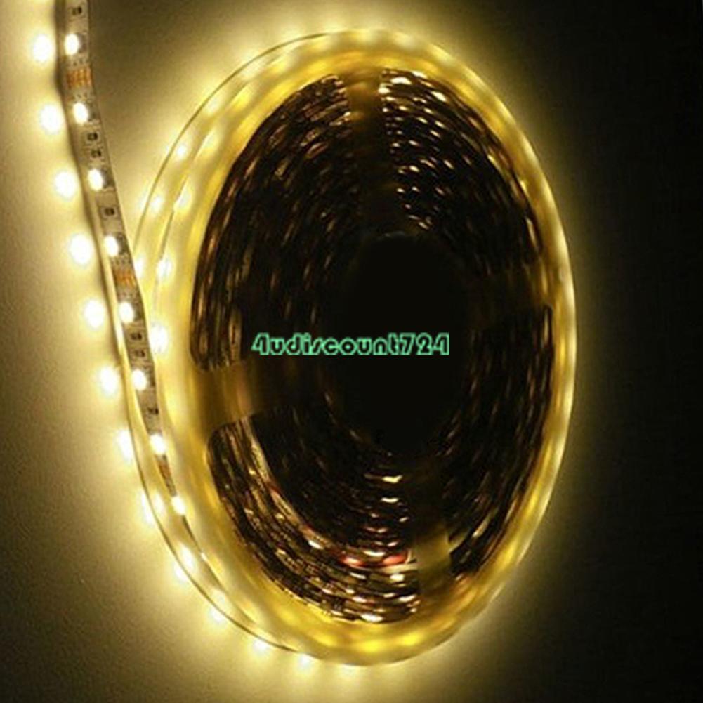 12v rgb led strip lights 5050 5630 smd power adapter beautiful nights decor ce3 ebay. Black Bedroom Furniture Sets. Home Design Ideas