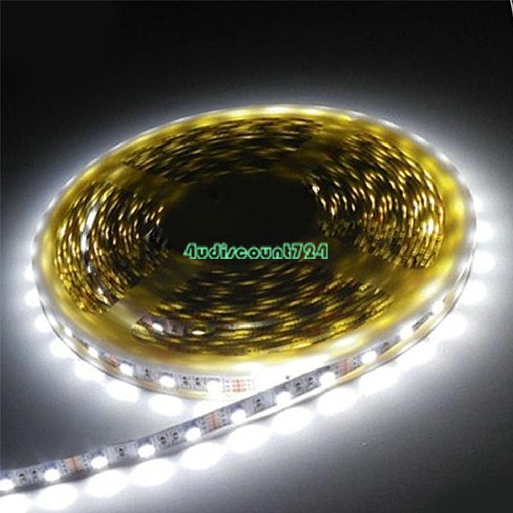 waterproof 5050 5630 smd 300 leds strip lights 5m roll 12v. Black Bedroom Furniture Sets. Home Design Ideas