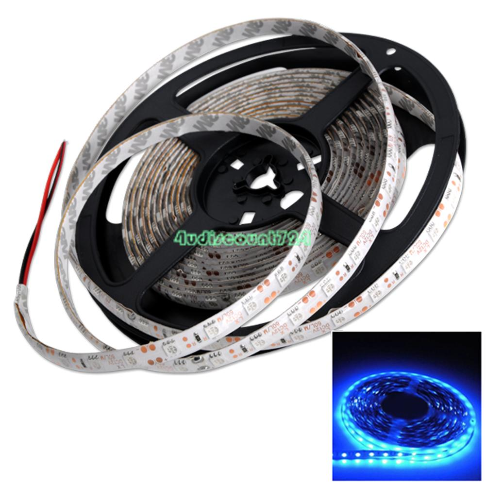 1/5m Super Bright 3528/5050 SMD 60/300 Leds RGB Flexible Strip Home Decor Light