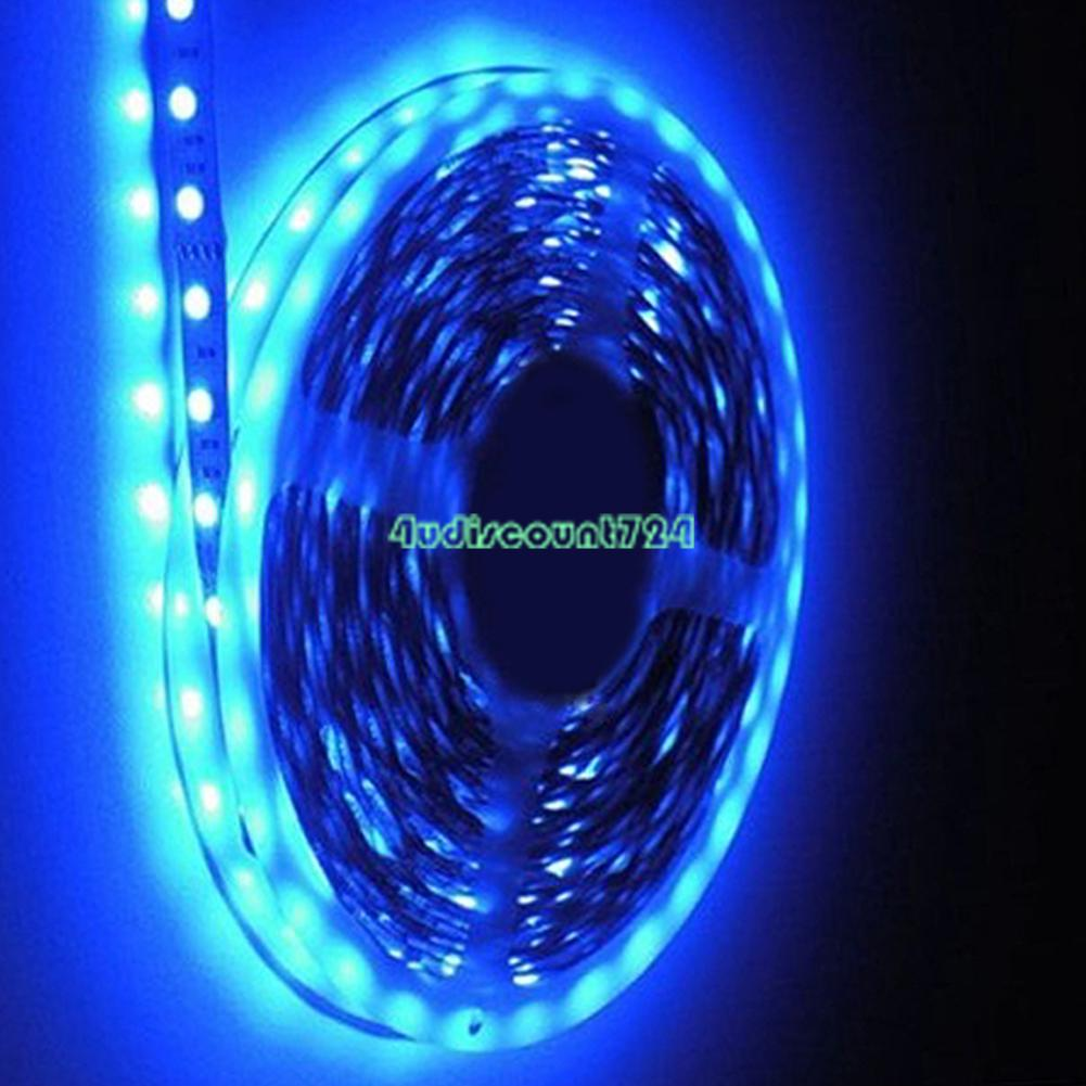 led 5050 smd streifen strip lichtleiste lichtband. Black Bedroom Furniture Sets. Home Design Ideas