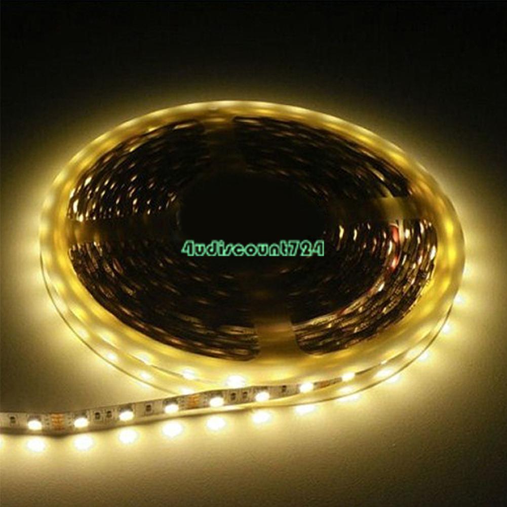 Bright 3528 12 Volt Led Strip Lights 240 Leds: Ultra Bright 3528/5050 SMD 60/300 LEDs 1/5M RGB Flexible