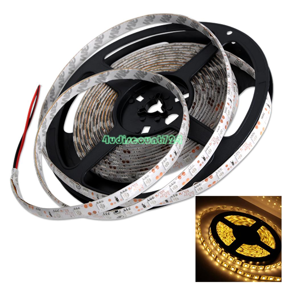 Smd 3528 High Quality Led Strip Lights 12 Volt Outdoor: Ultra Bright 3528/5050 SMD 1/5M RGB LED Flexible Lighting