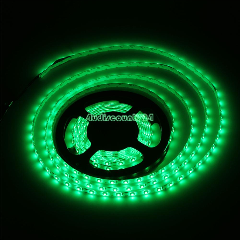 Flexible Led Light Strip 3528 Smd 12 Volt Quality Lighting: Ultra Bright 3528/5050 SMD 1/5M RGB LED Flexible Lighting