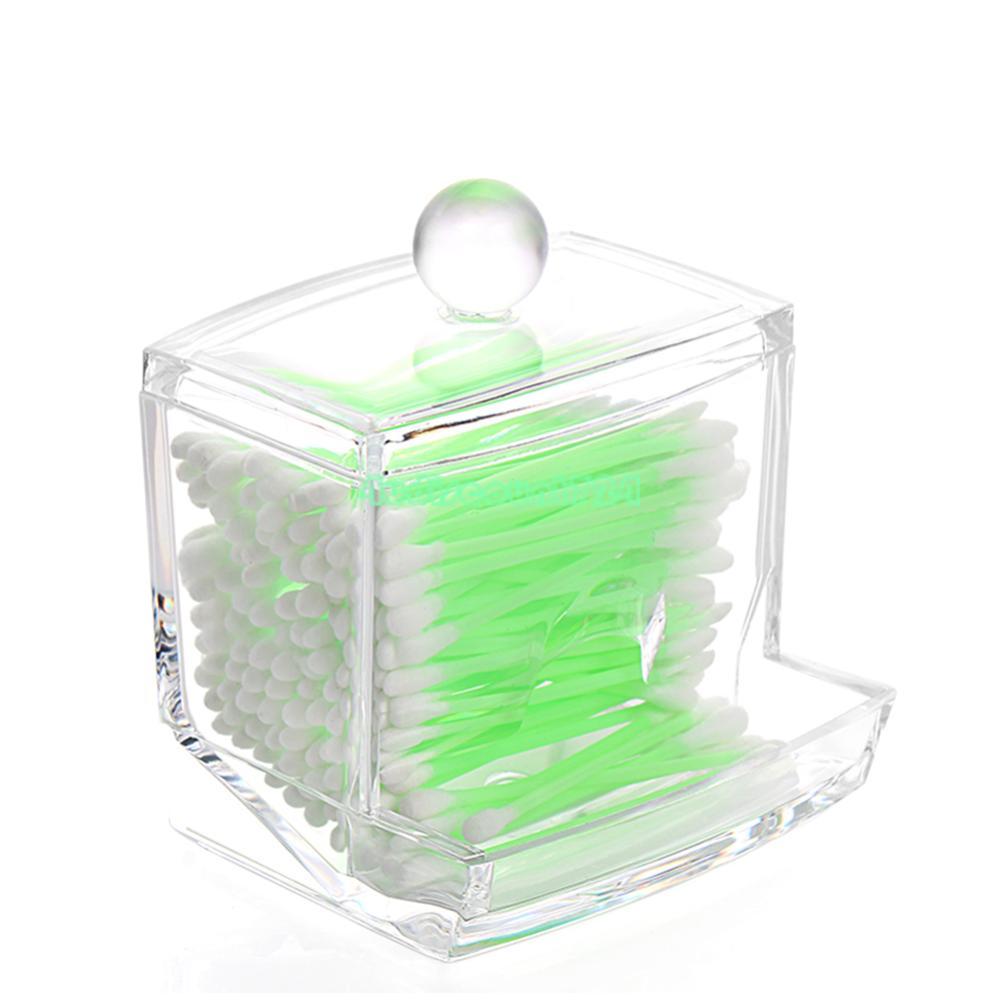 Acrylic Box Organiser : Clear acrylic makeup cosmetic organizer case drawers