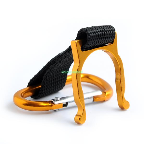outdoor sports climbing carabiners keychain hook water bottle holder opener 44b ebay. Black Bedroom Furniture Sets. Home Design Ideas