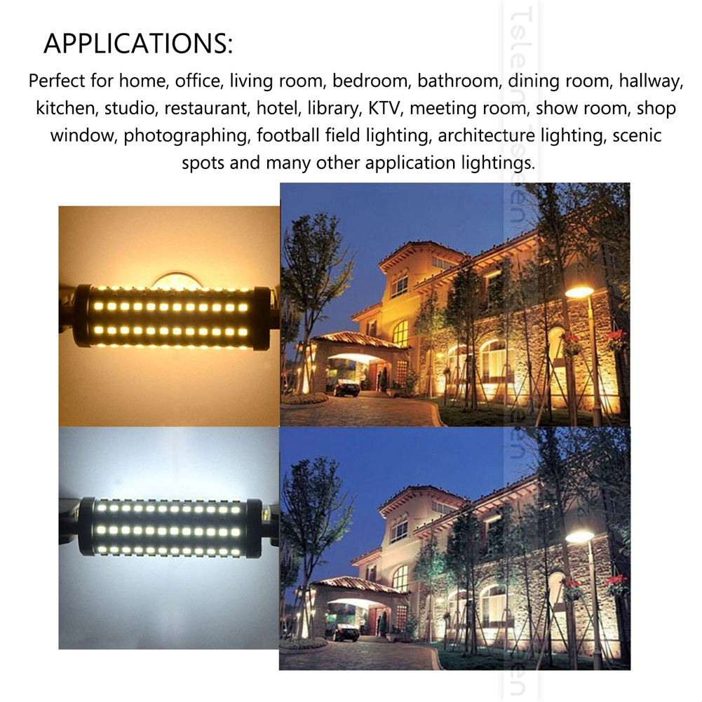 78-118-135-189mm-r7s-led-lamp-dimmable-flood-light-football-fields-road-bulb-70