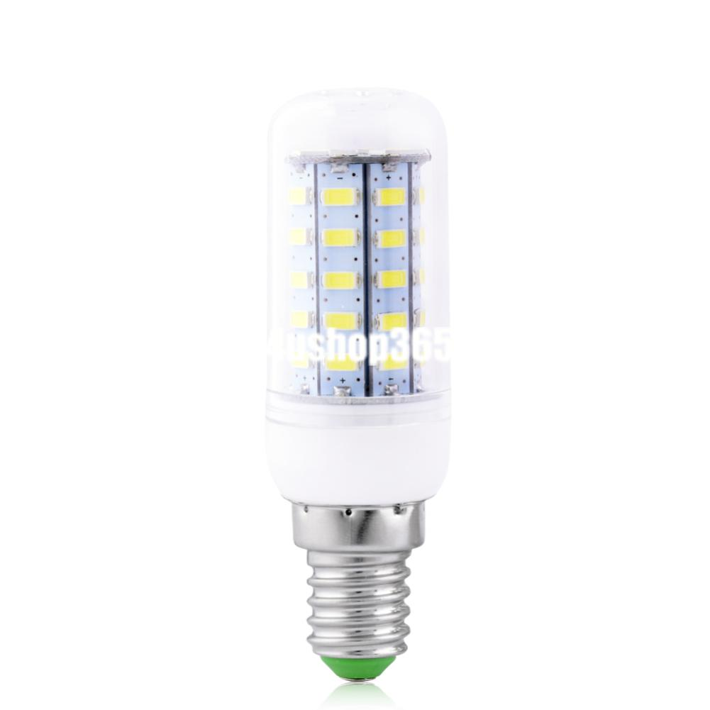 ultra bright 5730 smd led corn bulb lamp cool warm light 110v 220v e12 e14 e27 ebay. Black Bedroom Furniture Sets. Home Design Ideas