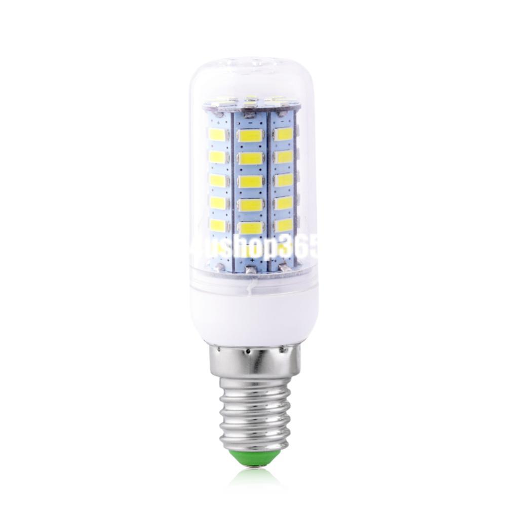 ultra bright 5730 smd led corn bulb lamp cool warm light 110v 220v e12 e14 e27 ebay. Black Bedroom Furniture Sets. Home Design Ideas