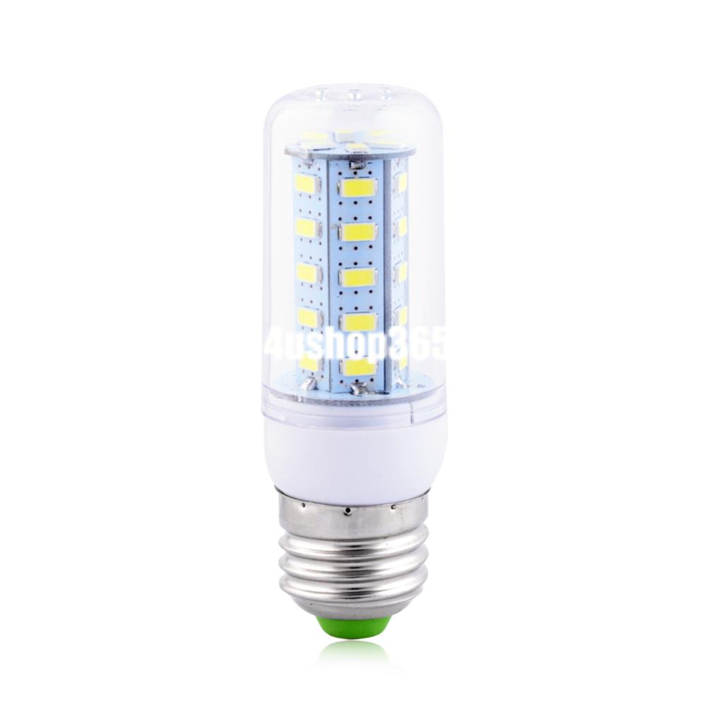 warm cool white 5730 led lamp corn bulb light ac 110v 220v e27 b22 gu10 g9 e12 ebay. Black Bedroom Furniture Sets. Home Design Ideas