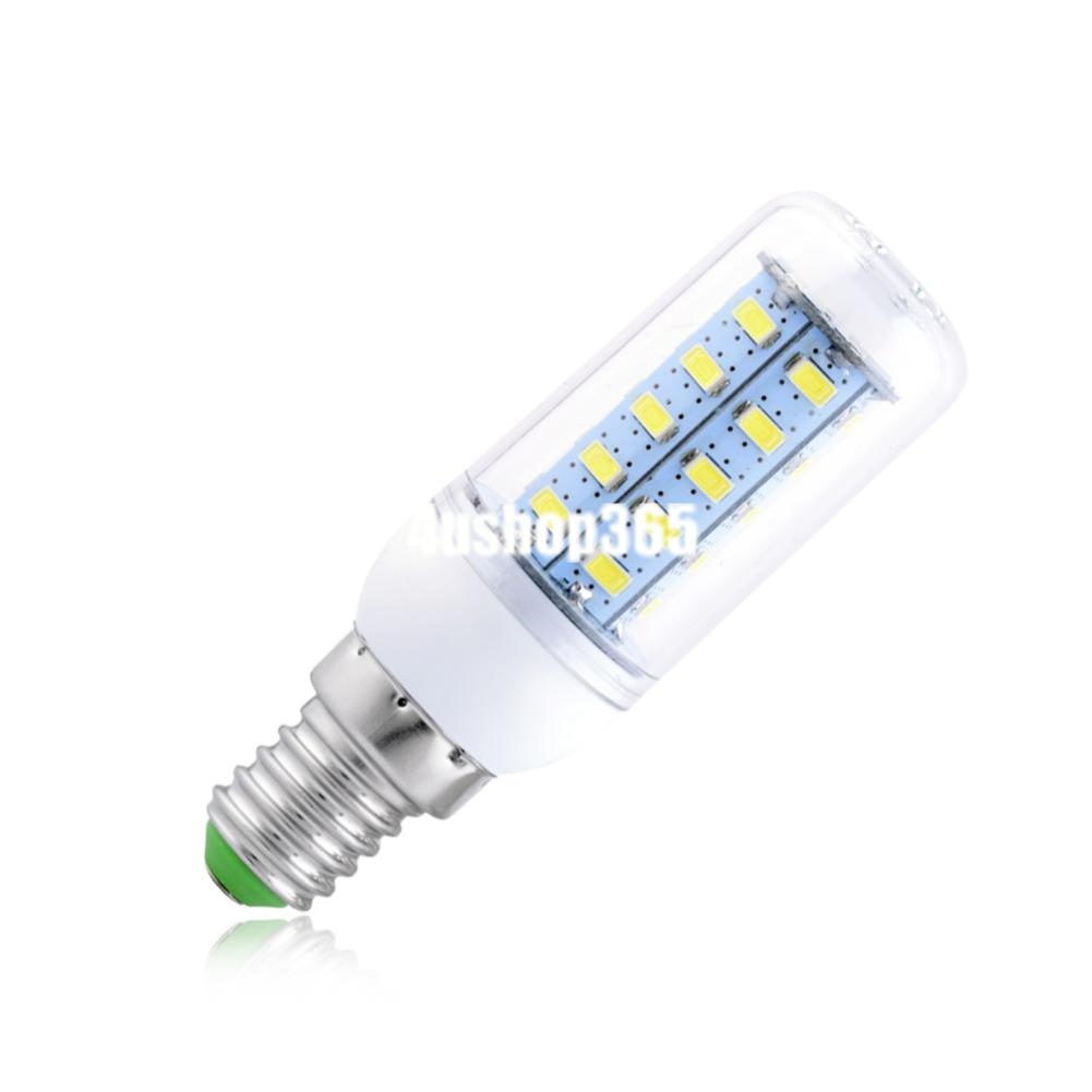 ultra bright 5730 smd led corn bulb lamp warm cool white light 220v e27 e14 bulb ebay. Black Bedroom Furniture Sets. Home Design Ideas
