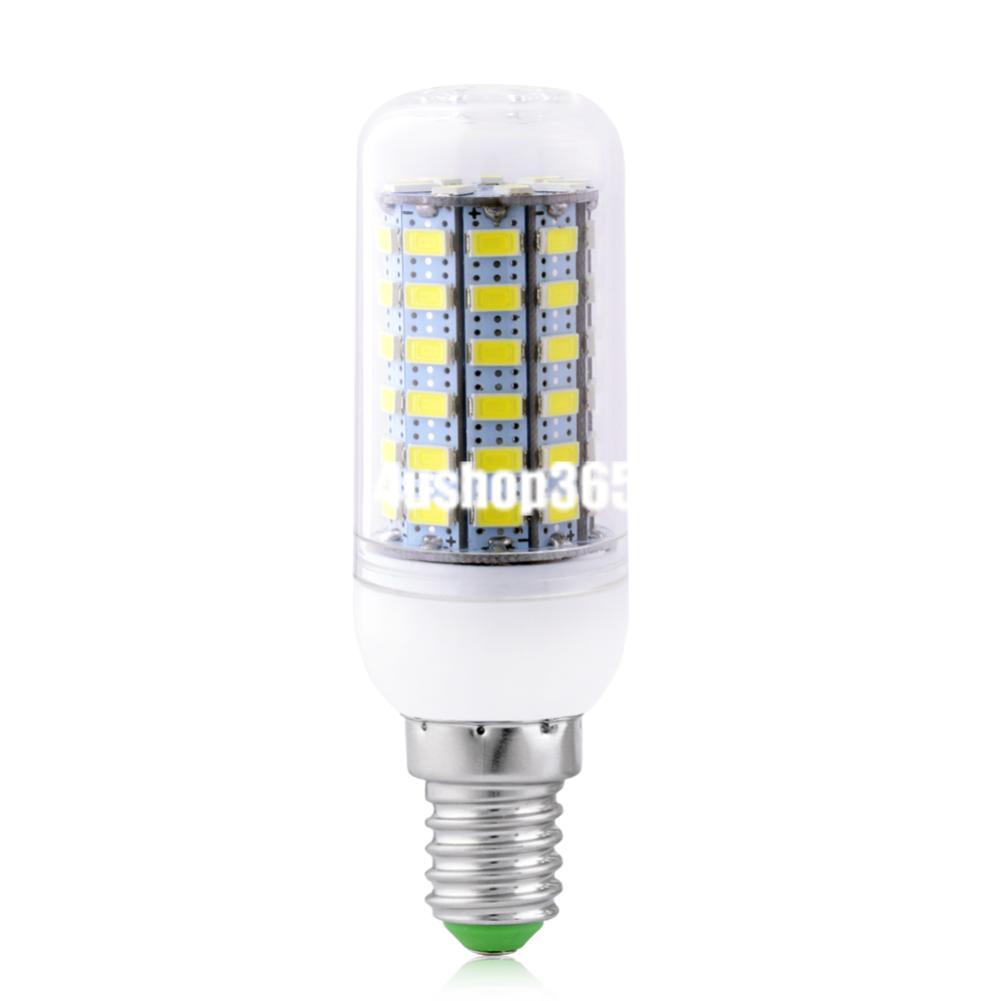 luminous lamp 5730 led corn bulbs 110v 220v lights e27 b22 e12 g9 e14 gu10 15fc ebay. Black Bedroom Furniture Sets. Home Design Ideas