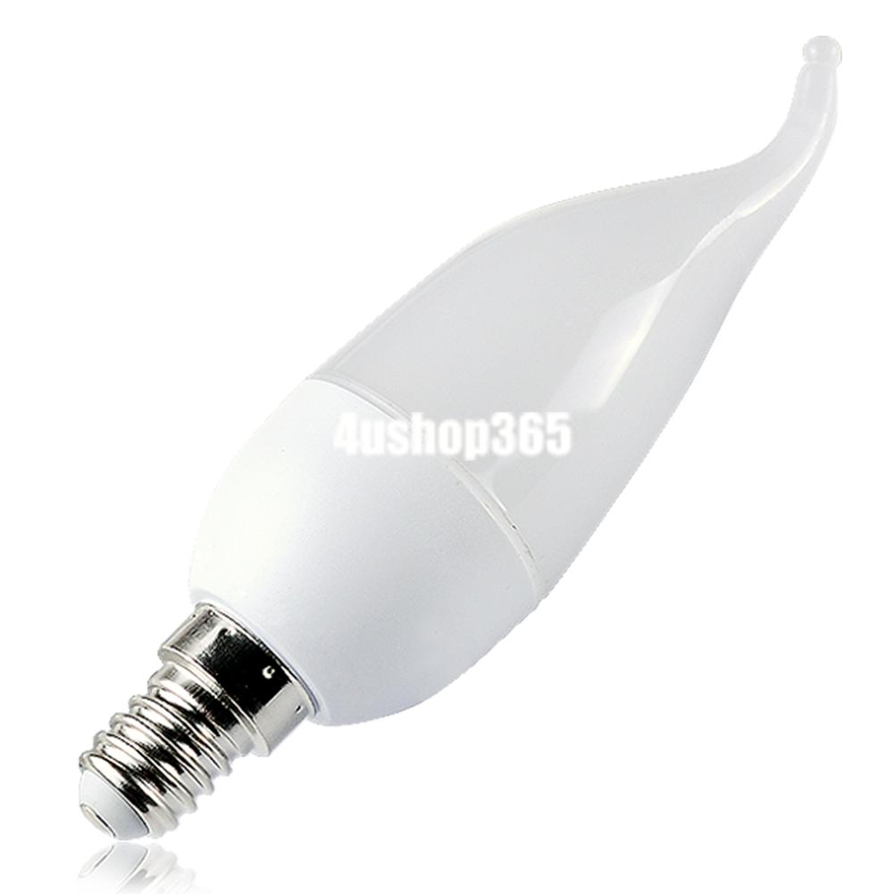 110 220v E27 E14 B22 B15 Led Candle Bulb Lamp Cool Warm