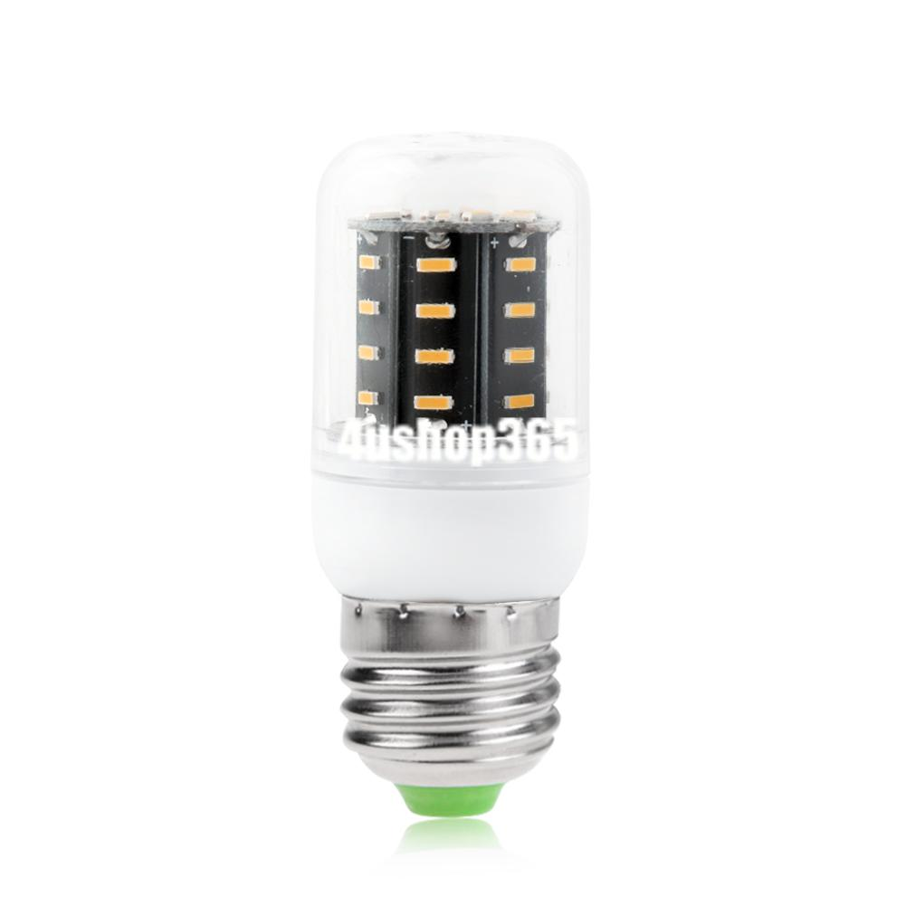 Led Bulb Cover: Bright 220V G9 12/18W LED 36/56 LED 4014 SMD Cover Corn