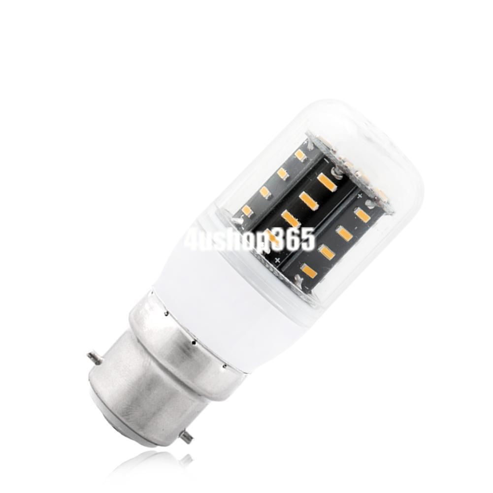 Led Bulb Cover: 96/138 Led B22 30w 35w 4014 Smd Cover Corn Light Lamp Bulb