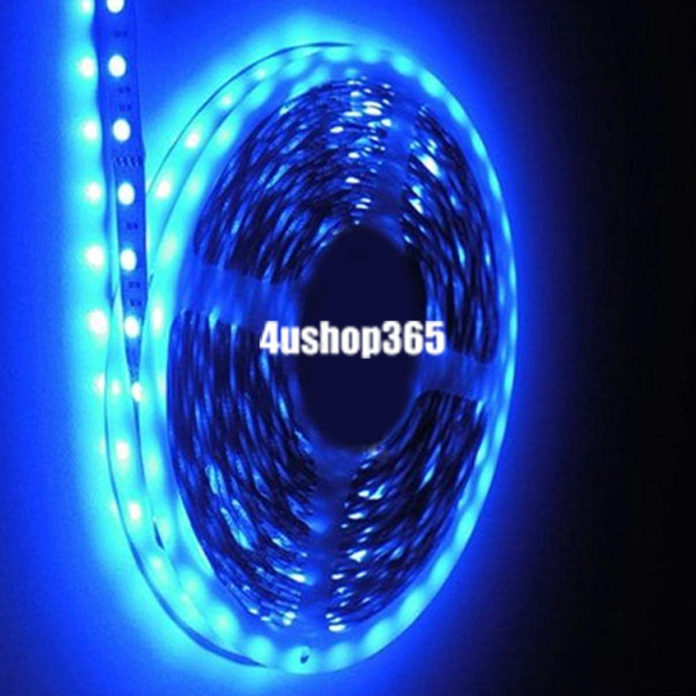 colorful 5m rgb 5050 smd 300 leds cool warm white waterproof led strip light c5 ebay. Black Bedroom Furniture Sets. Home Design Ideas