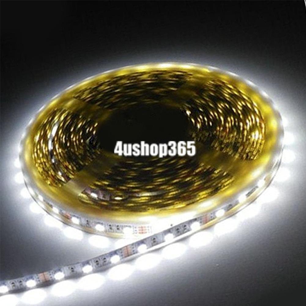 5630 5050 5m full color cool warm white 300 leds smd flexible led lights strip ebay. Black Bedroom Furniture Sets. Home Design Ideas