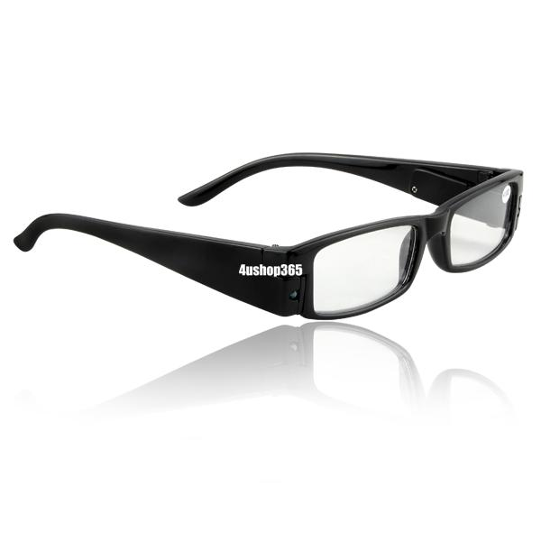 multi strength led reading glasses eyeglass spectacle