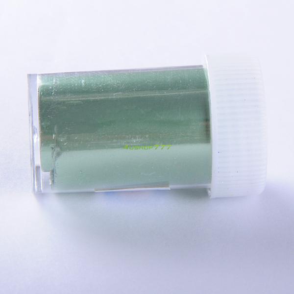Glitter Nail Art Tips Sticker Wrap Transfer Foil Paper Wrapper Sticker For Women