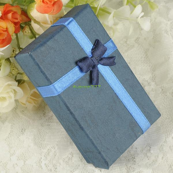 Square Carton Gift Box Present Case For Ring Bangle Jewelry Bracelet Necklace