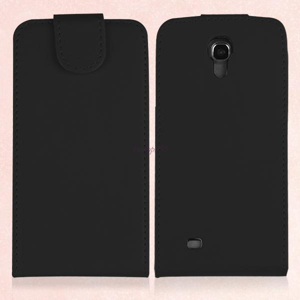 Faux-Leather-Vertical-Flip-Holder-Cover-Case-For-Samsung-Galaxy-S4-S-IV-i9500