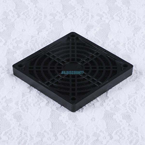 dustproof 12cm 9cm 8cm 4cm mesh case fan dust filter cover grill for pc computer