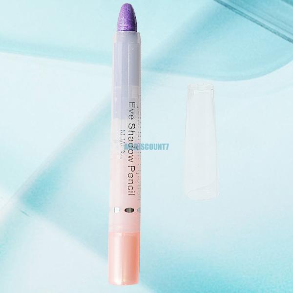 crystal bright lipstick eye shadow eyeliner pencil lipstick pen cosmetic makeup