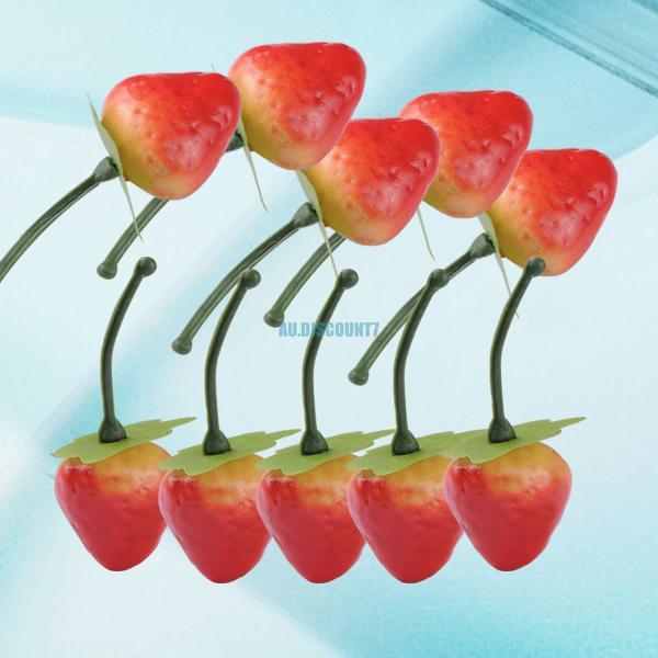 Artificial fake apple orange plastic fruit vegetables for Artificial cherries decoration