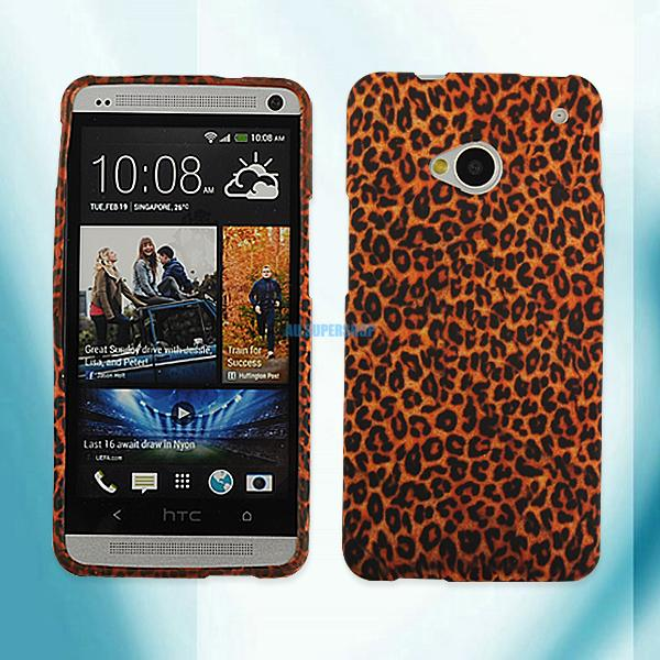 For-HTC-One-M7-PU-Leather-Case-Wallet-TPU-Butterfly-Soft-Protector-Cover-Skin
