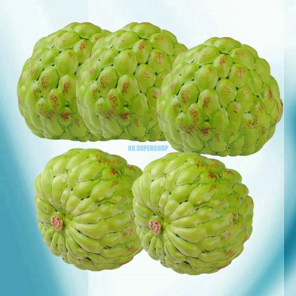 Different Varieties Lifelike Artificial Decorative Fake Plastic Fruit Vegetables