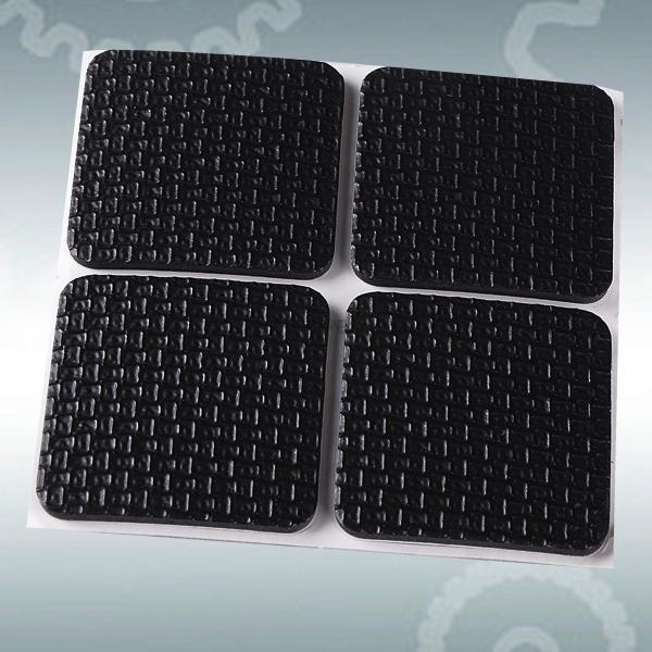 Adhesive Furniture Feet Floor Protector Pads Round Square
