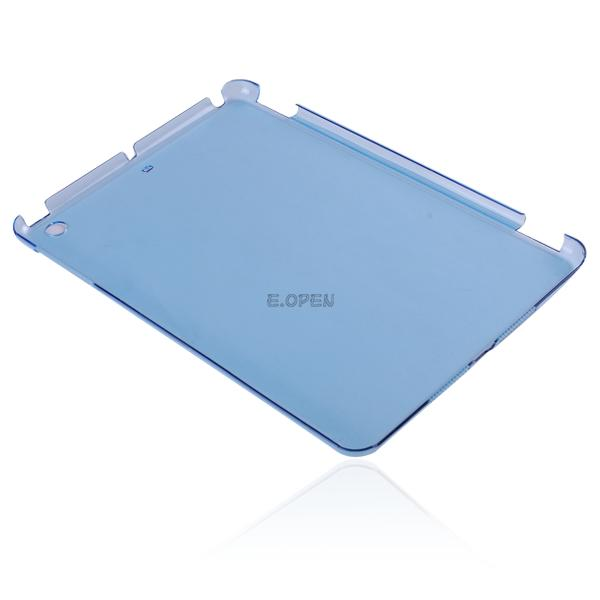 transparent crystal clear hard pc back case cover shell for apple ipad mini