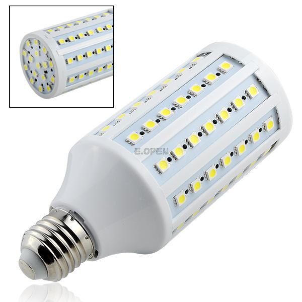 e27 screw socket 9w 12w 15w 20w 25w 30w led 5050 smd spot light corn lamp bulb. Black Bedroom Furniture Sets. Home Design Ideas