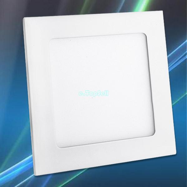 Ultra Bright LED Panel Light Wall Lamp Ceiling Downlight Recessed Surface Mount