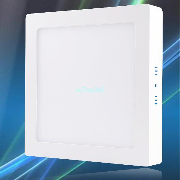 Ultra Bright 7w 12w Led Ceiling Wall Light Flush Mounted: Ultra Bright LED Panel Light Wall Lamp Ceiling Downlight