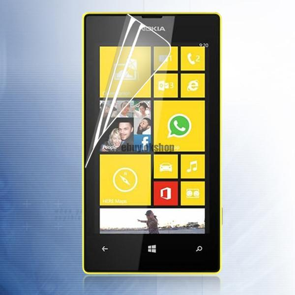 Ultra HD Clear Anti-glare Screen Protector Film Shield Cover For Nokia Lumia N8