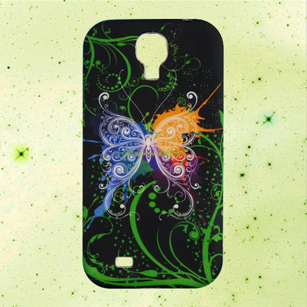 Soft Silicone Protective Back Skin Cover Case For SamSung Galaxy S4 S iv i9500