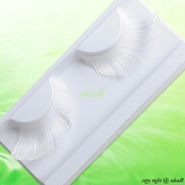 fancy exaggerated dramatic feather false eyelashes eye lashes for party makeup