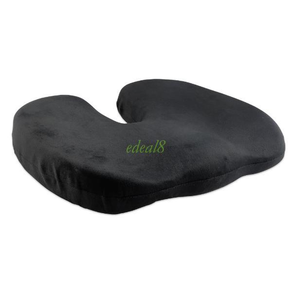Orthopedic Enhanced Bolster Comfort Foam Seat Cushion
